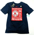 Nike Boston Red Sox World Series Champions T-Shirt Mens Nation Athletic 2018 NWT on Ebay