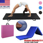 Heavy Duty Folding Mat Thick Foam Exercise Fitness Gymnastics Panel Gym Workout image