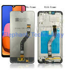 QC For Samsung Galaxy A20S SM-A207M/DS A207M/L LCD Touch Screen Assembly ± Frame
