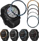 Scale Watch Ring Adhesive Cover Anti Scratch Stainless Steel For Garmin Fenix 6s image