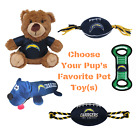 Los Angeles Chargers NFL Pet Fan Gear Dog / Puppy Toys CHOOSE FROM 5 STYLES $17.89 USD on eBay