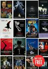 Classic Horror Cult Cool Movie Posters 2  A0-A1-A2-A3-A4-A5-A6-MAXI C452 £13.99 GBP on eBay