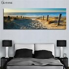 Wall Art Canvas Paintings Landscape Printed Modern Beach Abstract Decor No Frame