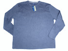 Men's High Sierra Heavyweight 100% Cotton Casual Sweater, Various Colors & Sizes