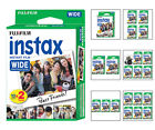 fujifilm instax wide fuji instant film sheets for wide 300 210 instant cameras