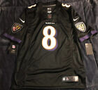 Lamar Jackson Baltimore Ravens Limited Speed Machine Black AUTHENTIC Jersey $199.0 USD on eBay