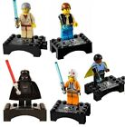 LEGO Star Wars Minifigure Minifig 20th Anniversary obi-wan Han Solo Darth Vader $14.99 USD on eBay