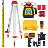 More images of 360-� Self-Leveling Rotary Laser Level Kit W /  Tripod Staff