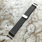 Silver Stainless Steel Milanese Band for Garmin Vivoactive 3 and Music -N20