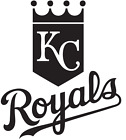 """Kansas City Royals MLB Decal """"Sticker"""" for Car or Truck or Laptop on Ebay"""