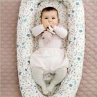 Baby Nest Bed Crib Portable Crib For Infant Kids Cotton Cradle For Newborn Baby