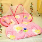 Netting Pad Foldable Baby Bed Portable Cribs For Newborns Bed Don't Need Install