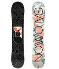 SALOMON WOMENS WONDER SNOWBOARD-2020