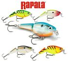 Rapala JOINTED SHALLOW SHAD RAP 7cm Fishing Lures Various Colours 11g Predator