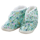 Women's Edema Poly Sherpa Lined Slippers - Ideal for Edema, Diabetic and Swollen