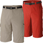 "New Mens Columbia ""Silver Ridge"" Omni-Wick Omni-Shade UPF50 Cargo Shorts"
