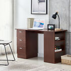 Home Office Computer Desk Study Table PC Laptop Workstation Metal Legs Living