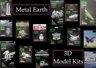 Kyпить FREE SHIPPING - Fascinations / Metal Earth 3D Steel Model Kits - Various Themes на еВаy.соm