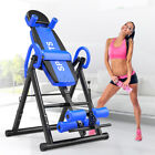 Inversion Table Gravity Chiropractic Back Stretcher Exercise Fitness Equipment image