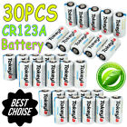30/60PC 3V Tokeyla Photo Batteries CR123A CR123 Battery Security Camera