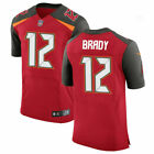 Kyпить NEW 2020 Tom Brady #12 Tampa Bay Buccaneers Men's Stitched Jersey Red на еВаy.соm