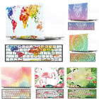 "Multi-Color Pattern Ultra-Slim Hard Case Shell for MacBook air pro 13"" Touch Bar"
