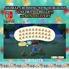 Animal Crossing New Horizons Bells | Unlimited 99 Bells | Fast Delivery!