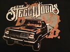 The Steel Woods 2018 Tour Concert T Shirt BRAND NEW Southern Rock  SM, MED, 3XL  image