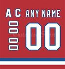 Washington Capitals Customized Number Kit for 2018-Present 3rd Jersey $34.99 USD on eBay