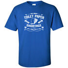 The GREAT TOILET PAPER SHORTAGE 2020 - Soft Cotton Graphic Tee