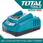 Total Tools 20v Li-ion 2.0Ah 4.0Ah Battery And Fast Charger