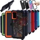 For Samsung Galaxy S20/S20 Plus/S20 Ultra Defender Case With Clip fits Otterbox