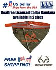 Realtree Pet Collar Bandana. Licensed Hunting Dog Apparel Toys & Accessories