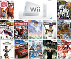 Nintendo Wii Games | Very Good Condition | Choose Video Game | FREE SHIPPING