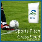 10KG Sports Pitch Grass Seed - PRO SEED PERFECT FOR FOOTBALL RUGBY HOCKEY REPAIR