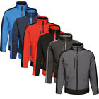 Regatta Mens Contrast Waterproof Softshell Workwear Jacket