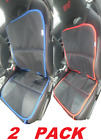 CarCoo Car Seat Protector Non-Slip Under Baby / Child Car Seat Cover 2 PACK