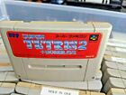 Nintendo Super Famicom (SFC) Games - Sold Individually