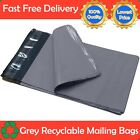 Parcel Bags Mailing Bag Grey Poly Postal Bag Strong Postage Bag Recycled Plastic
