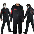 Halloween Cosplay Costume SlipKnot Clothes Cosplay Jumpsuits Stage Fancy Costume