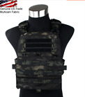 RPT031-MCBK/MTP Tactical AVS Vest With EVA Palte Multicam Tropic Fabric