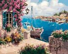 Landscapes Painting By Numbers Kit Includes Paints / Brush / Board Scenery