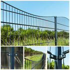 Home Deluxe Double Rod Matt Fence Garden Fence Industrial Fence