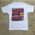 1995 Houston Rockets Western Conference Champions White T-Shirt S-234XL BC357 on eBay