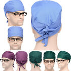 1/5/50 Pack Scrub Hat Bouffant Cap Hair Cover Lot Nurse Doctor Worked Accessory