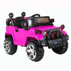 12V Red Electric Kids Ride on Car Truck Toys 3 Speeds MP3 LED w/Remote Control <br/> ✔️BEST U.S. SELLER✔️5 DIFFERENT STYLES✔️FREE SHIPPING