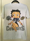 Rare Dallas Cowboys Betty Boop White T-Shirt Men's Reprint Size S to 234XL BC391 $19.94 USD on eBay