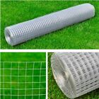Garden Galvanised Mesh Fencing Wire Netting Enclosure Fence Flower Protector UK