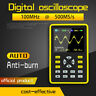 More images of 2.4 LCD Screen Handheld Digital Mini Oscilloscope with 100MHz Bandwidth 500MS / s