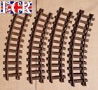 SLIGHLY USED R1 CURVES G SCALE GARDEN RAILWAY PLASTIC TRACK 300mm, 45mm GAUGE